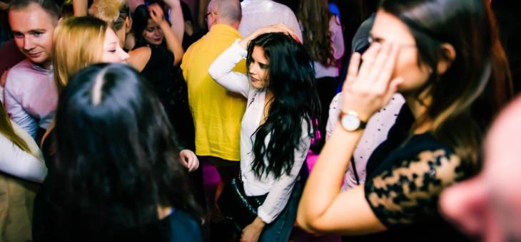 Piątkowa Domieszka Latino w Rokoko 2.0